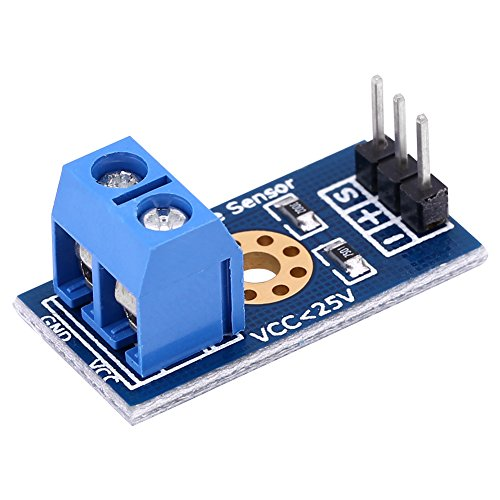 4 x 25 V Sensoren zur Erkennung der Spannung, Modul für Arduino