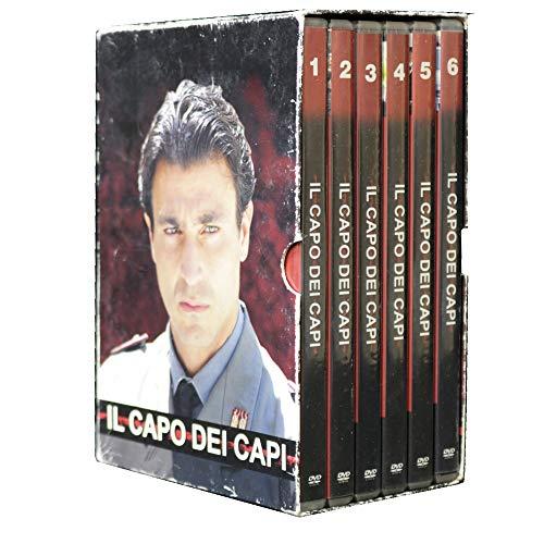 Il capo dei capi - Box 6 DVD - Editoriale La Repubblica