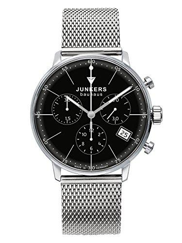 Junkers Damenuhr Serie Bauhaus Ladies Chronograph 6089M-2