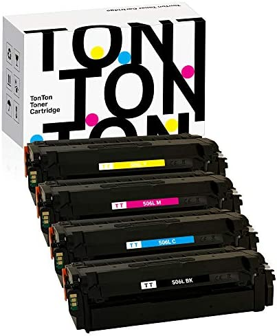 TonTon Compatible Toner Cartridge Replacement for Samsung CLP 680ND Toner Samsung CLX 6260FD product image