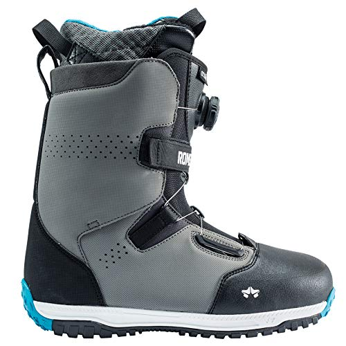 Rome Snowboards Stomp Snowboard Boots, Slate Blue, 10,5