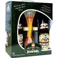 Bière de BELGIQUE Bière AMBRÉE Brasserie : BOSTEELS Emballage anti-casse