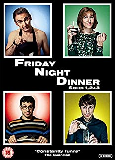 Friday Night Dinner - Series 1, 2 & 3