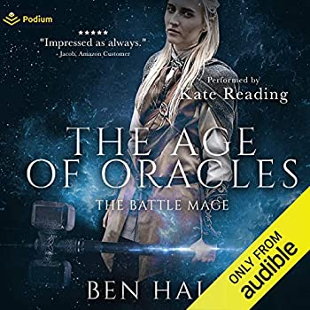 The Battle Mage  The Age of Oracles Series Book 3