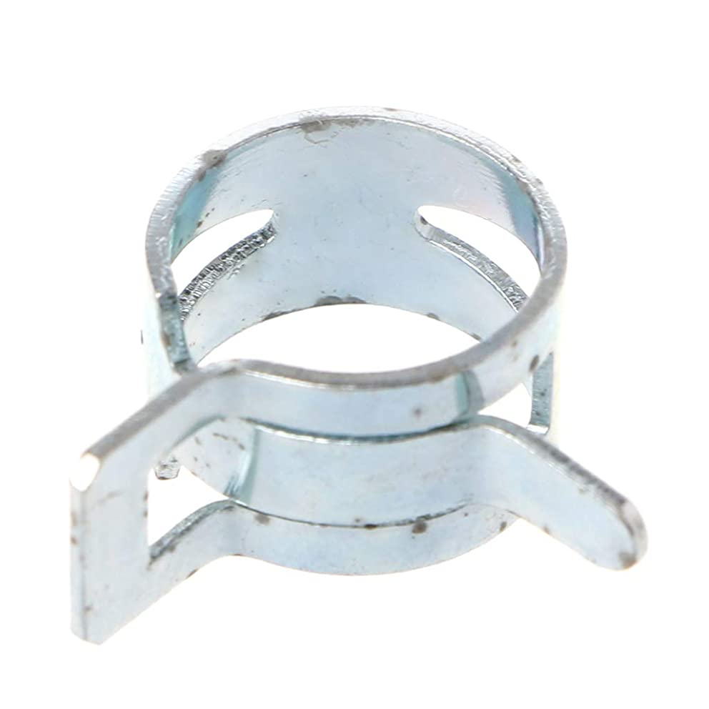 Sarora - 1 PC Computer Water Cooling Pipe Clamp Elasticity Clip For OD 8/10/12/13mm Hose