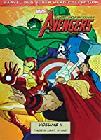 Marvel the Avengers: Earth's Mightiest Heroes 4 [DVD] [Import]