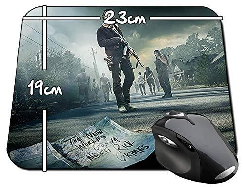 The Walking Dead Season 5 Mauspad Mousepad PC