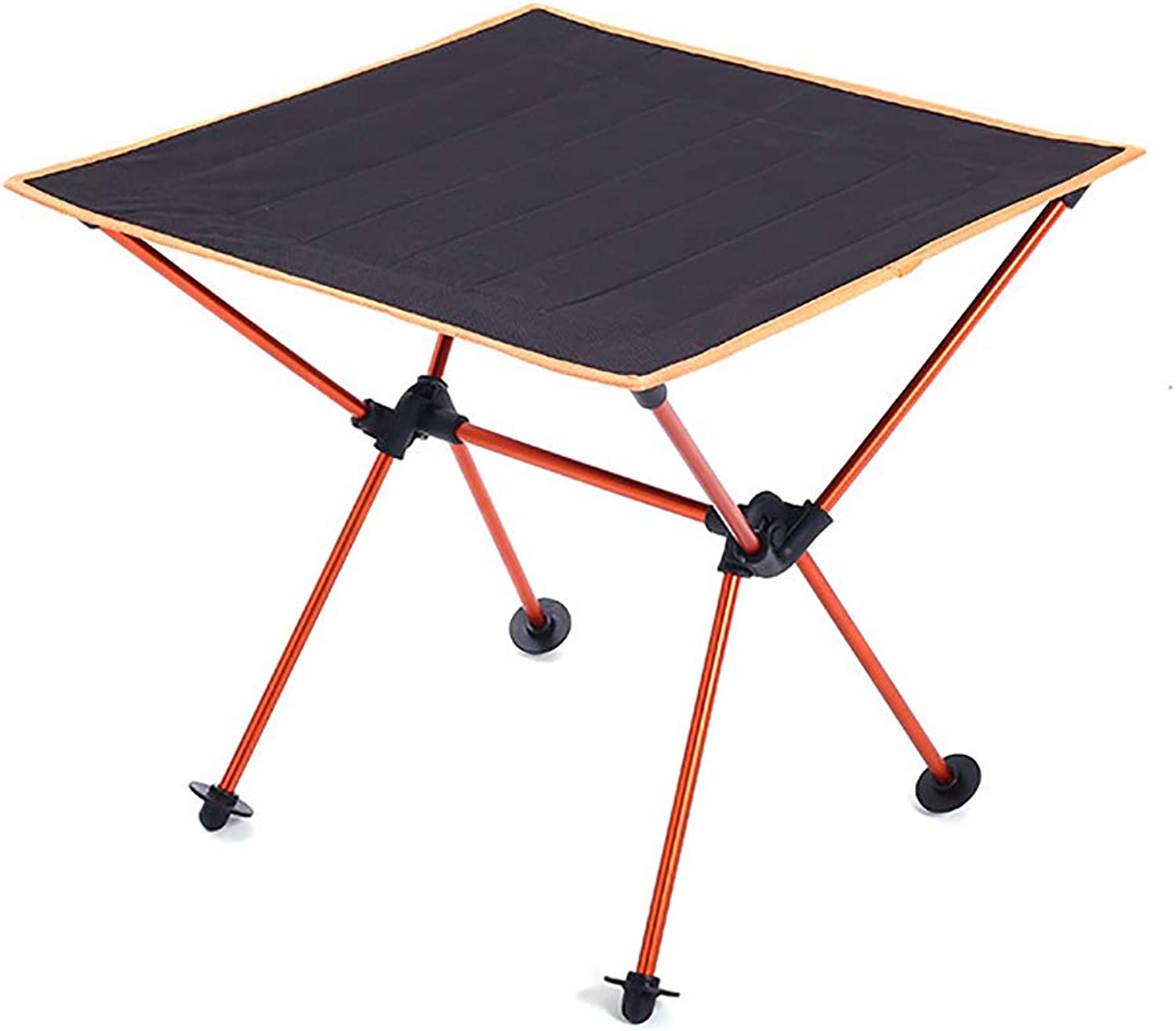 Picnic BBQ Table Portable Lightweight Easy to fold Oxford Cloth Aluminum Alloy Suitable for Outdoor Camping and Leisure