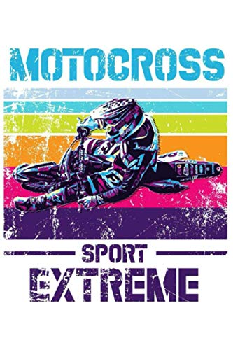 Motocross Sport Extreme Weekly Planner Notebook 2021 Daily Weekly NEW FOR 2021! 2021 planner 6x 9 runs Jan - Dec'21. 2021 Planner Weekly: Great Gifts Ideas For Anyone