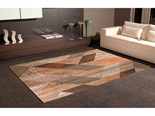 Oedim Alfombra Imitación Parquet PVC | 95 cm x 120 cm | Moqueta PVC | Suelo vinilico | Decoración del Hogar