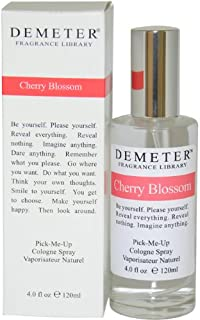 Cherry Blossom Women Cologne Spray by Demeter, 4 Ounce