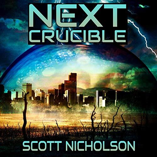 Crucible cover art