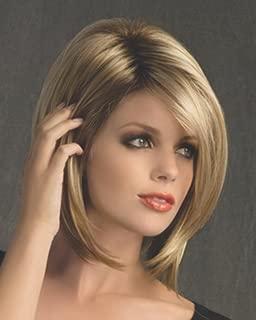 Hailey Wig Color Garnet Glaze - Noriko Wigs 8