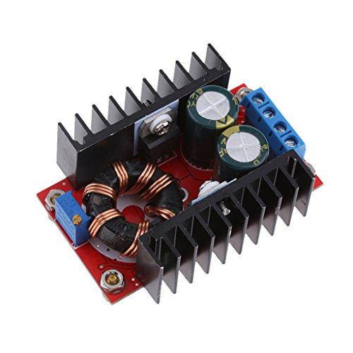 Sharplace DC/DC Step-up Boost Power Supply 10-32v à 12-35v Batterie Bank Téléphone USB Chargeur