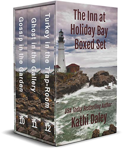 The Inn at Holiday Bay Books 10 - 12 by [Kathi Daley]