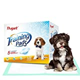 Thxpet Puppy Pads Super Absorbent Leak-Proof 120Count Dog Pee Training Pads 17.5 x 23.5