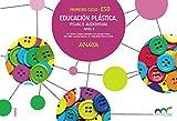 Cuaderno de Educación Plástica, Visual y Audiovisual. Nivel II (3/4 ESO) (Aprender é crecer en conexión) - 9788467853384