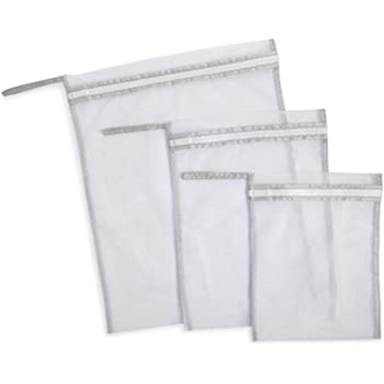 Electrolux 14ELWBAG01 Luxcare Delicate Wash Bags, (3-Pack), White
