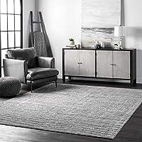 nuLOOM Sherill Ripple Modern Abstract Living Room or Bedroom Area Rug