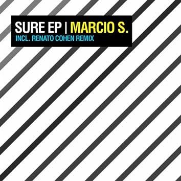Sure (Incl Renato Cohen Remix)