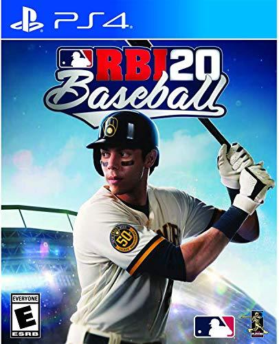 R.B.I. Baseball 20 - PlayStation 4