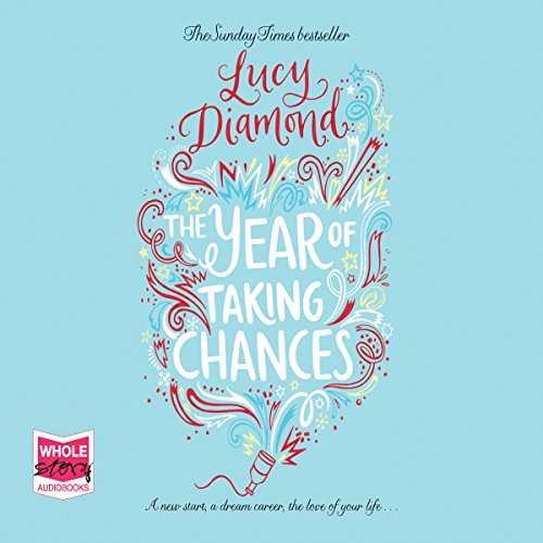 The Year of Taking Chances audiobook cover art