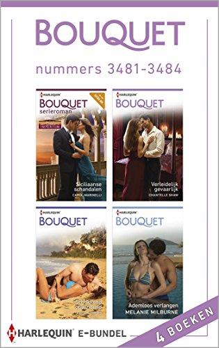 Bouquet e-bundel nummers 3481-3484 (4-in-1) (Dutch Edition)