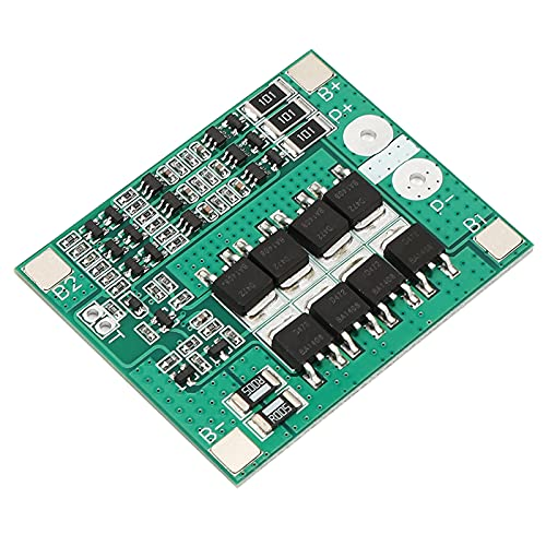 BMS Board, 3S 12V 40A Lithium Battery Protection Board Short Circuit Protection for Battery Charging for Lithium Battery