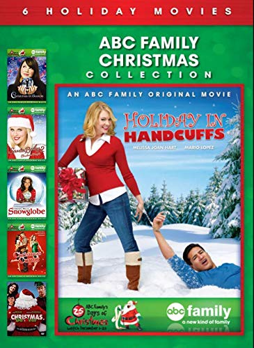 ABC Family 6-Movie Christmas DVD Collection: Holiday in Handcuffs / Christmas in Boston / Santa Baby 2: Christmas Maybe / Snowglobe / Christmas Cupid / Christmas Do-Over [25 Days of Christmas Set]