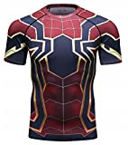 Cody Lundin Camisa para Hombre Apretada Camiseta cmica Transpirable Camiseta para Hombre Deportiva para Hombres Camiseta para Correr (Color-a, L)