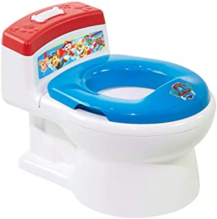 The First Years Paw Patrol Potty & Trainer Seat, White, Piece of 1