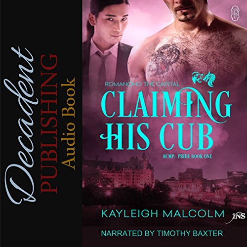 Claiming His Cub audiobook cover art