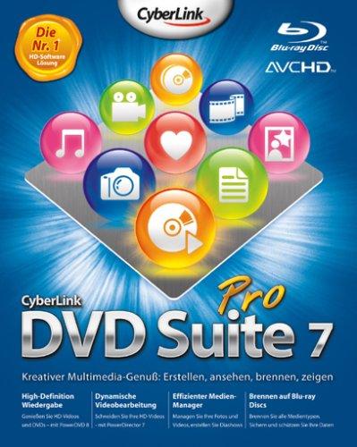 CyberLink DVD Suite 7 Pro