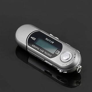 Mini USB 2.0 Flash Drive High Speed Transfer LCD Display MP3 Music Player Backlight on LCD Providing Clear Display