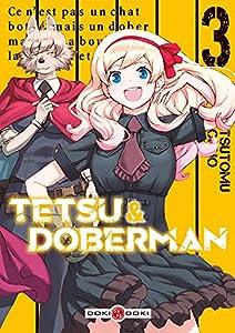 Tetsu & Doberman Edition simple Tome 3
