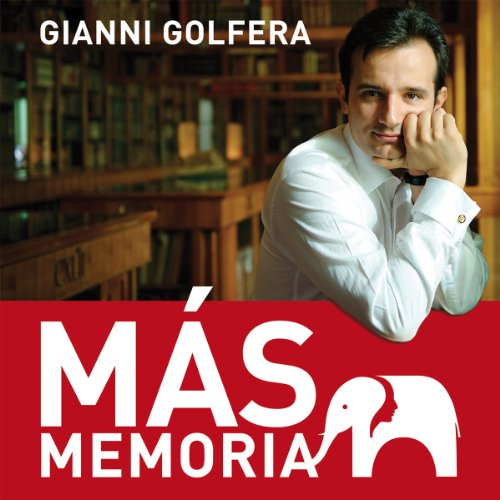 Mas Memoria [More Memory] audiobook cover art