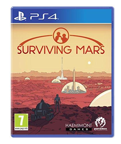 Surviving Mars (Playstation 4) [UK IMPORT]