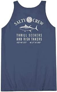 Salty Crew Markets Tank Navy S