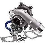 maXpeedingrods Turbo Turbocharger Turbocompresor de Motor para 3 6 CX-7 2.3 L Mps Mzr 2005 L3M713700C K0422 882