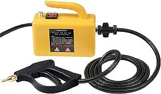 YUCHENGTECH Limpiador de Vapor eléctrico Máquina de Limpieza de Vapor doméstica Vapor de Alta Temperatura y Alta presión para Cocina/Aire Acondicionado/Limpieza de automóviles 2600W (Amarillo)