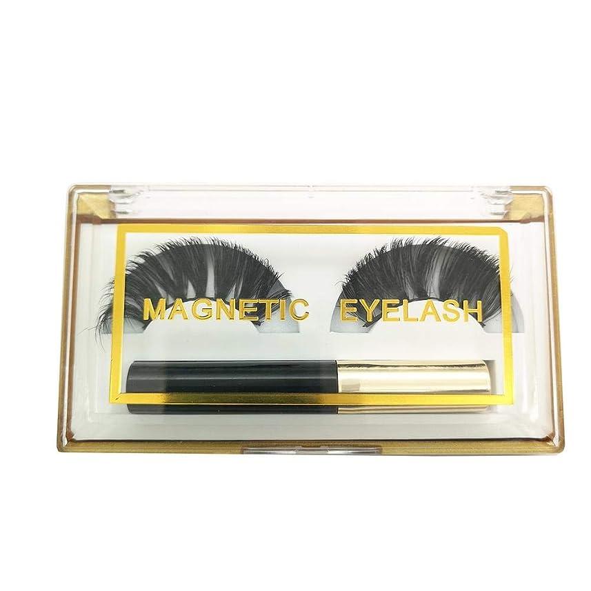 シエスタむき出しアフリカ磁気 つけまつげ 磁気アイライナーセット 黒い 防水 磁気アイライナー 3D 磁気まつげ 持ち運びに便利 長持ち 速乾性 防水性 防汗性 耐久性 初心者