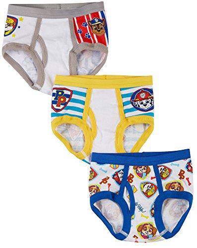 Paw Patrol Toddler Boys Underwear, 3 Pack 2T/3T Paw Patrol