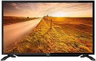 Sharp 32 Inch TV HD Black - LC32LE185M