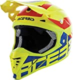 Acerbis casco profile 3.0 blackmamba giallo/blue xxl