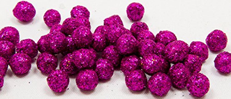 COOLMP - Set di 12 Mini Ptuttiine Glitterate, 8 mm, 10 g, Taglia Unica, Decorazione per Feste, Animazione, Compleanno, Matrimonio, Eventi, Giocattoli, Ptuttioncino