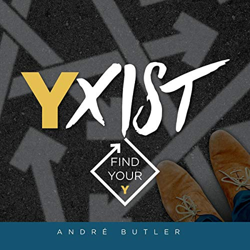 YXIST: Finding Your Y audiobook cover art