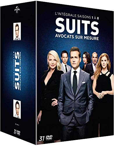 Suits - Saisons 1 à 8