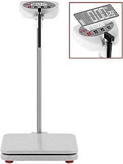 Básculas Digitales, báscula electrónica de Altura y Peso, báscula Digital de precisión, Pantalla LED de Alta definición, medición precisa 70-190cm