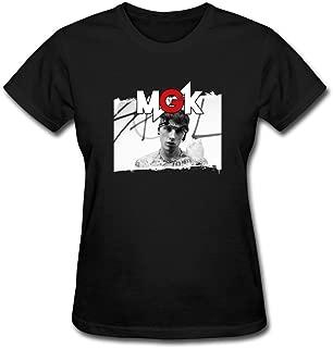 XIULUAN Women's Machine Gun Kelly MGK T-Shirt Short Sleeve