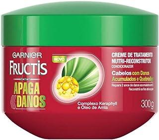 Creme de Tratamento Fructis Apaga Danos, 300G, Garnier
